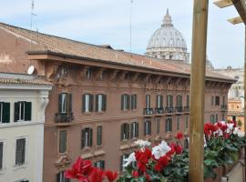 House Vatican View Rome Italy