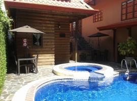Hostel Beach House Jaco Jacó Коста Рика
