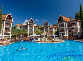 Club Dem Spa & Resort Hotel Konaklı Turkey