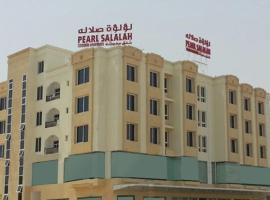 Pearl Salalah Serviced Apartments Şalālah Oman