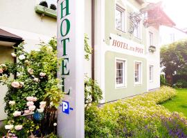 Hotel Photo: Das Grüne Bio-Hotel zur Post
