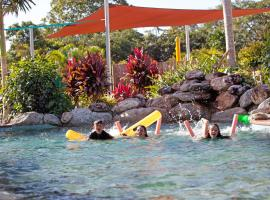 Hotel Photo: BIG4 Cairns Crystal Cascades Holiday Park