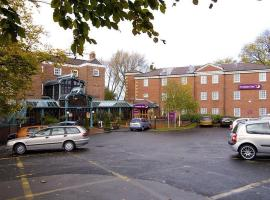 Premier Inn Stockport Central Stockport United Kingdom