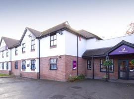 Premier Inn Manchester Airport - Heald Green Stockport Великобритания