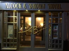 Alcock & Brown Hotel Clifden Irland