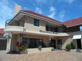 Oria Lodge Cape Town South Africa