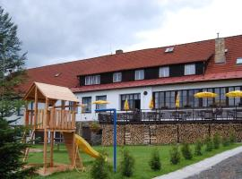 Hotel Krasna Vyhlidka Stachy Czech Republic