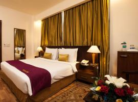 Hotel Goodwill New Delhi India