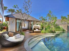 The Akasha Boutique Hotel and Villas Seminyak Seminyak Indonesia
