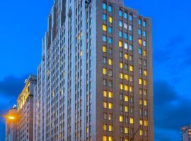 A picture of the hotel: Residence Inn by Marriott Philadelphia Center City