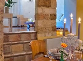 Kores Boutique Houses Chania Town Greece