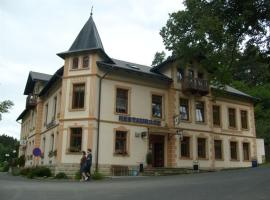 Hotel Kralicek Turnov Czech Republic