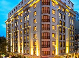 Hotel Photo: Grand Oztanik Hotel Taksim & Spa