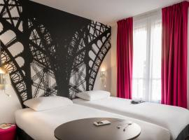 ibis Styles Paris Eiffel Cambronne Paris France