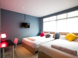 Hotel Photo: The Mix Bangkok - Silom