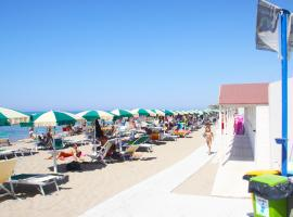 Residence Frontemare T-Village! Anzio Italy