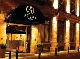 Atlas Hotel Brussels,