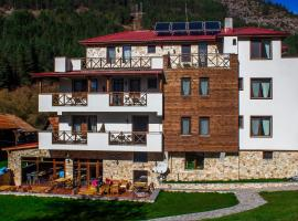 Trigrad Hotel Retreat and Wellness Trigrad Bulgaria