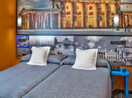 JC Rooms Santo Domingo Madrid Spain