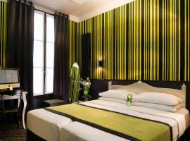 Hotel Design Sorbonne Paris France