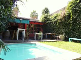 All in Mendoza Monkey Hostel Mendoza Argentina