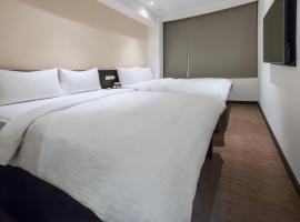A picture of the hotel: Ximen Stay
