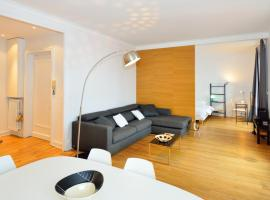 Hotel photo: Appart' Zola