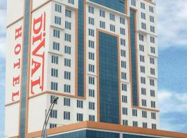 A picture of the hotel: Di̇val Hotel