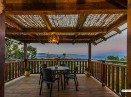 Hotel Photo: Beautiful Lake View Wooden House
