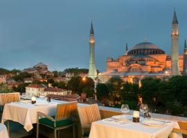 Hotel photo: The And Hotel Sultanahmet- Special Category