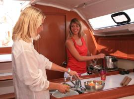Hotel Photo: Oceanis 37 Sailing Yacht