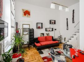 Red Pearl Apartment Budapest Hungary