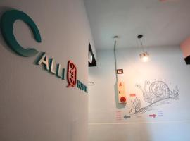 Calli Hostel Nampo Busan South Korea