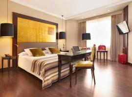 Hotel photo: Ayre Hotel Astoria Palace