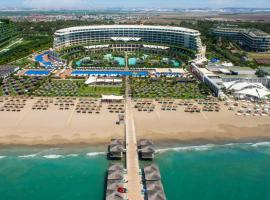Hotel photo: Maxx Royal Belek Golf Resort