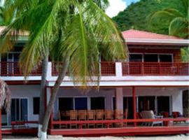 Fort Recovery Villa Suites Hotel Freshwater Pond British Virgin Islands