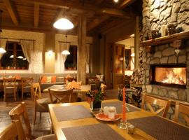 Hotel Photo: Hotel a restaurace Palfrig