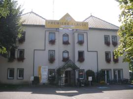 Hotel Photo: Premiere Classe Strasbourg Sud - Illkirch