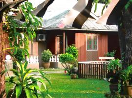 Hotel photo: Eastana Cherating Beach Resort