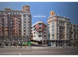 Hotel Mayorazgo Madrid Spain