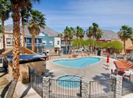 Hotel Photo: Palm Canyon Hotel and RV Resort