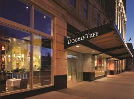 DoubleTree Suites by Hilton Detroit Downtown - Fort Shelby Detroit USA