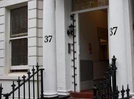 37 Collingham Place London Storbritannia