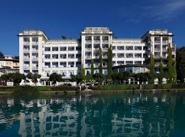 Hotel Photo: Grand Hotel Toplice - Small Luxury Hotels of the World
