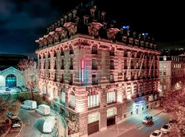 Hotel photo: Mercure Lyon Centre Château Perrache