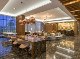 Hotel Photo: Courtyard by Marriott Bogota Airport