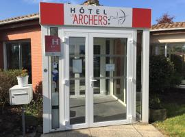 Hotel Photo: Hôtel Les Archers