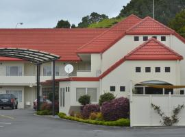Brougham Heights Motel New Plymouth New Zealand