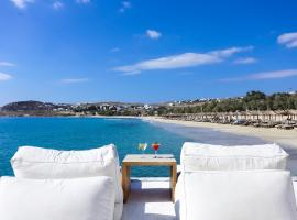 Aphrodite Beach Resort Hotel Kalafatis Greece