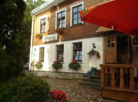 Guest House Martinelli Talsi Letland